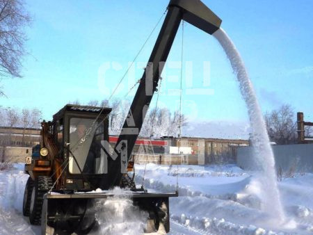Покупайте Снегопогрузчик и другие модели по выгодной цене в СПЕЦДОРМАШ!