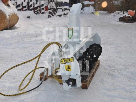 Покупайте Снегоротор, снегоочиститель и другие модели по выгодной цене в СПЕЦДОРМАШ!