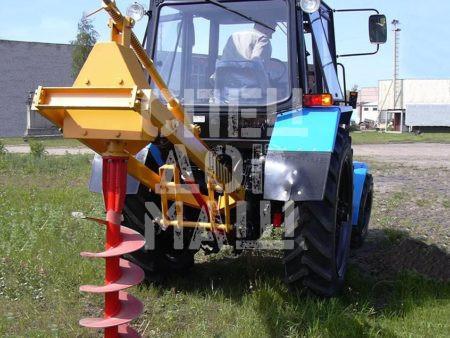 Покупайте Ямокопатель ДЭМ-112 и другое навесное оборудование для МТЗ по выгодной цене в СПЕЦДОРМАШ!