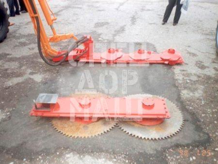 Покупайте Кусторез К-78М и другое навесное оборудование для МТЗ по выгодной цене в СПЕЦДОРМАШ!